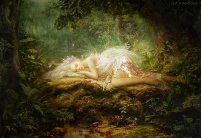sleeping-fairy